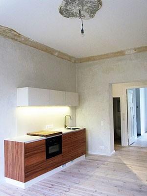 wohnungsumbau und modernisierung in berlin | q:arc architektur, Innenarchitektur ideen