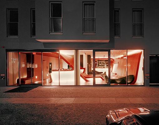 Hotel Q Berlin Q Arc Architektur Design Berlin Luneburg